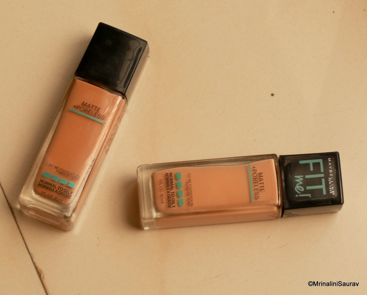 The Battle Of Foundations Maybelline Fit Me Vs Loreal Paris Concealer 20 Sand True Match Infallible Lipstickforlunch