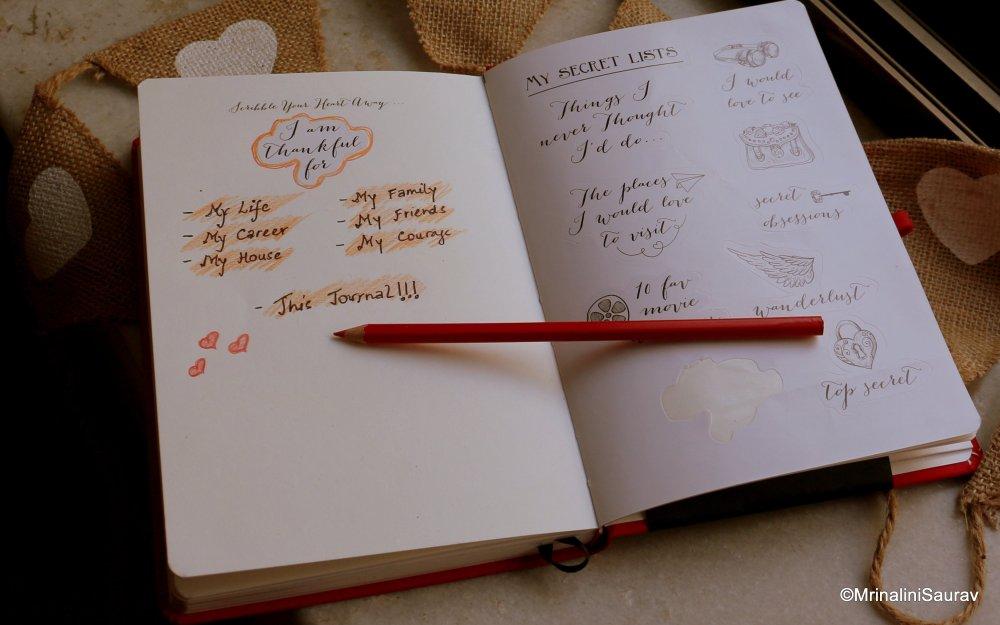 MatrikaS The Creative Woman's Journal Stickers