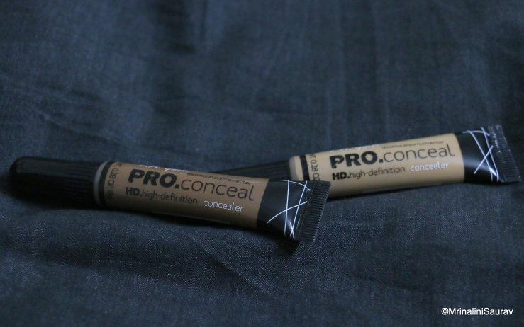 L.A. Girl Pro HD Concealer Warm Beige Espresso Review