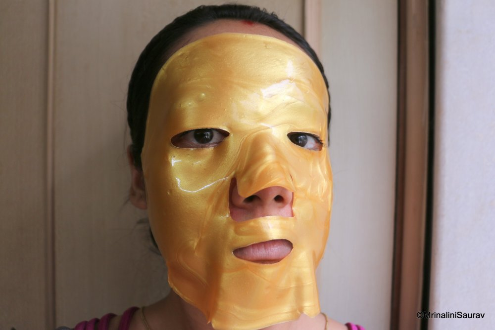 Mond'Sub India Gold Facial Mask Review
