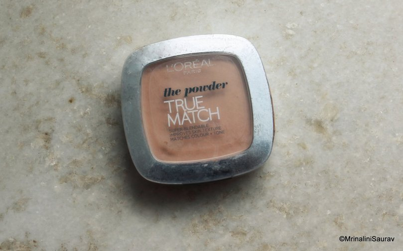 Loreal Paris True Match Powder Beige Review