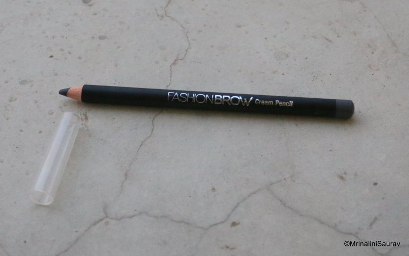 Maybelline New York Fashion Brow Cream Pencil Grey