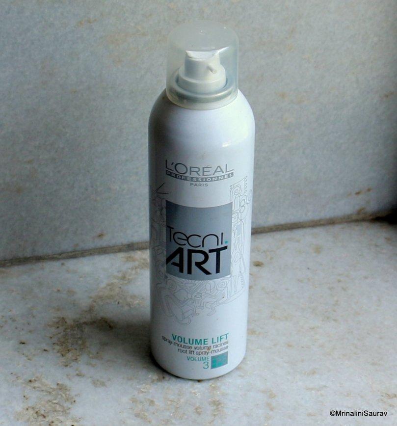 Loreal Professionnel Tecni Art Hair Spray Mousse