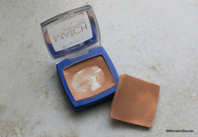 Rimmel Match Perfection Cream Compact Foundation Review