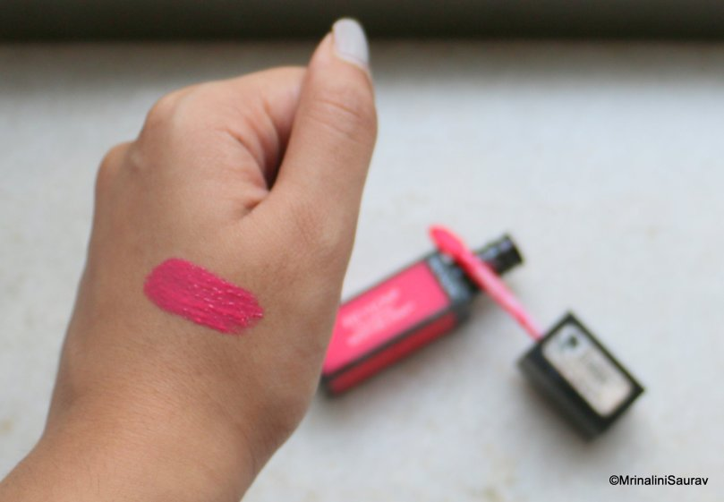 Revlon Colorstay Moisture Stain - Rio Rush | Review and Swatches