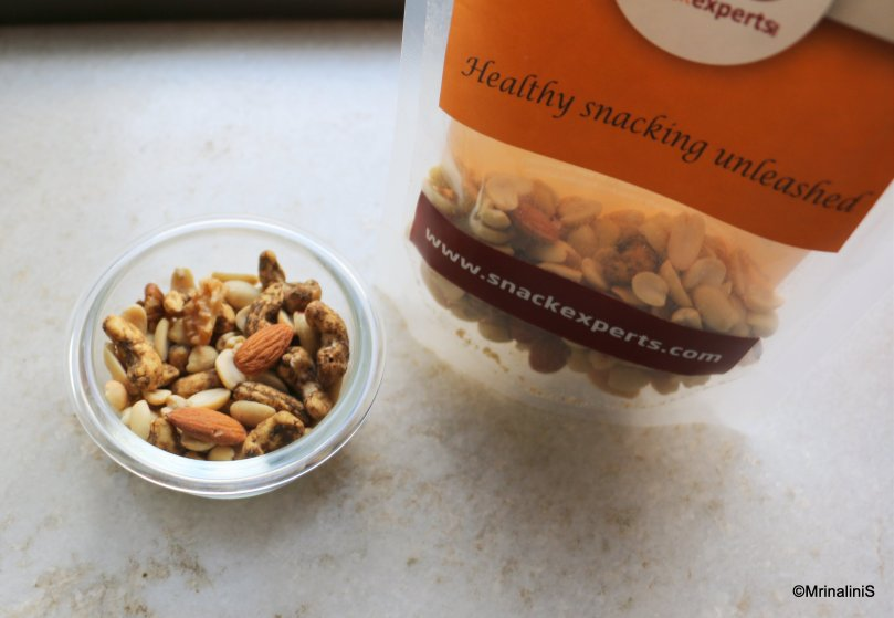SnackExperts Old Fashioned Nut Mix Review