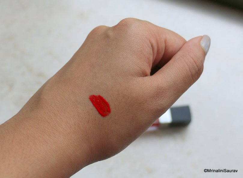 Coloressence Aqua Sindoor - Red | Review