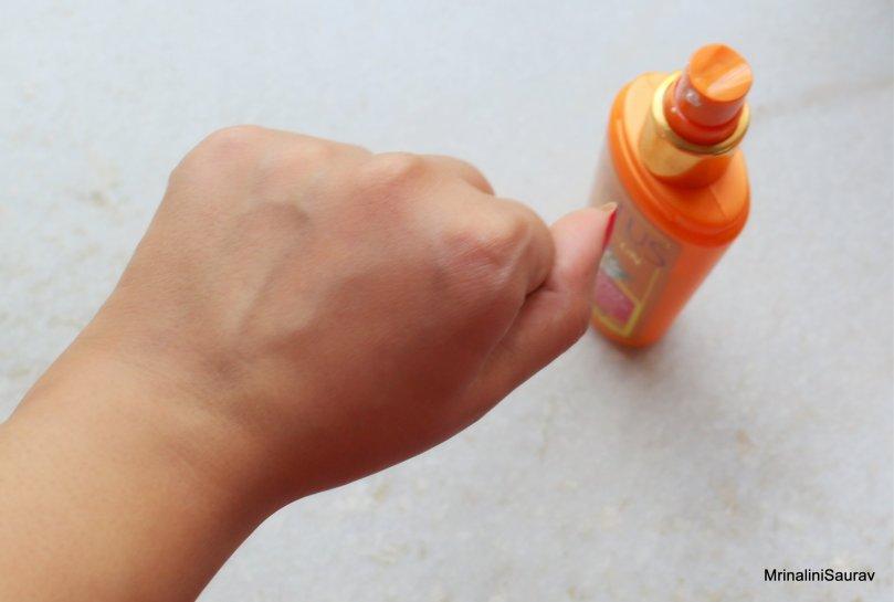 Lotus Herbals Safe Sun Intensive Sun Block Spray Review