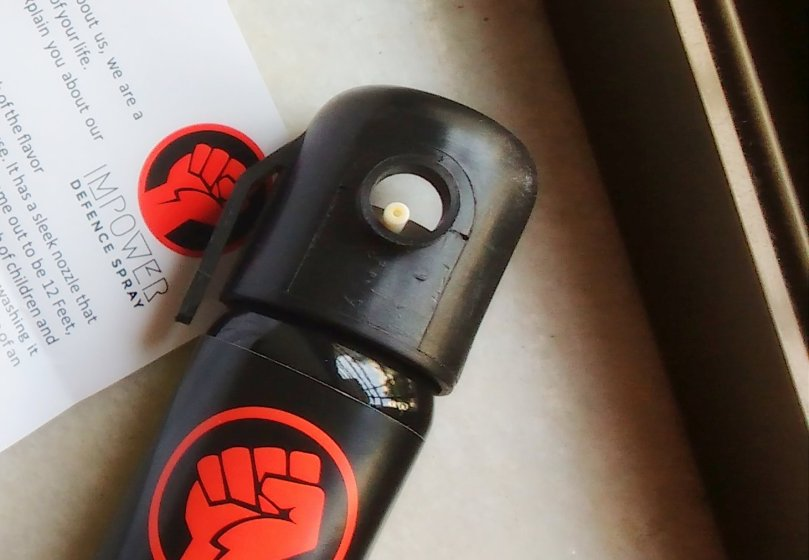 Impower Defence Spray   Review