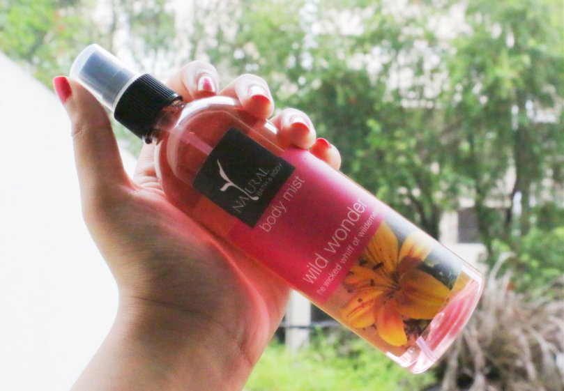 Natural Bath & Body Wild Wonder Body Mist | Review