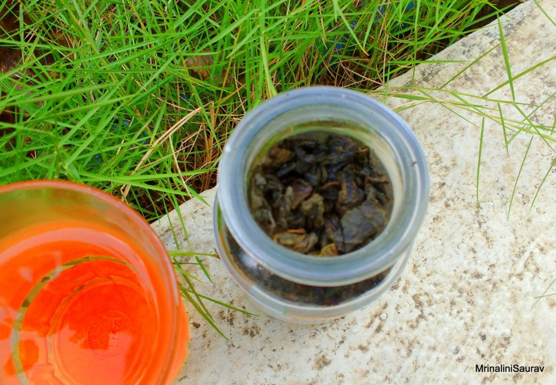Seer Secrets Lemongrass Green Tea | Review