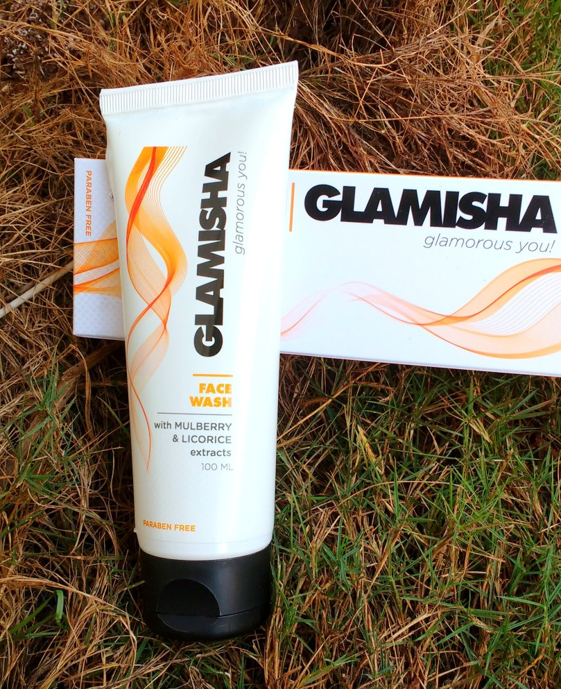 Glamisha Face Wash With Mulberry And Licorice Extracts | Review