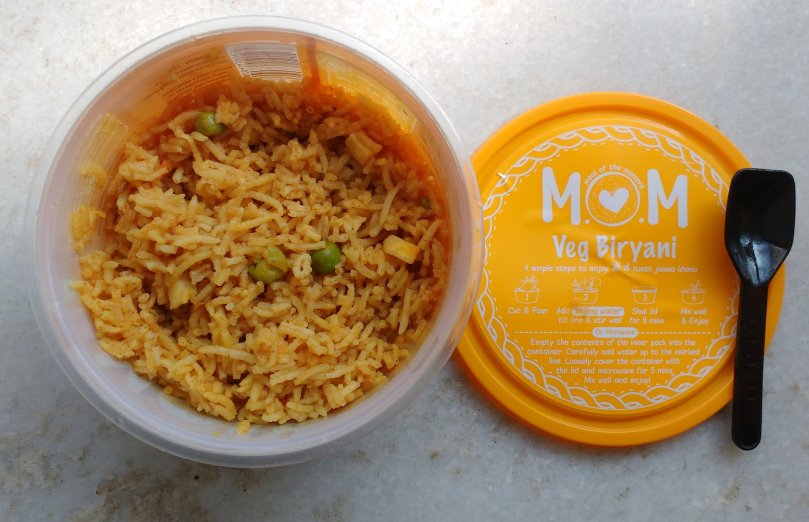 Meal Of The Moment (M.O.M) Ready To Eat Meals | Review