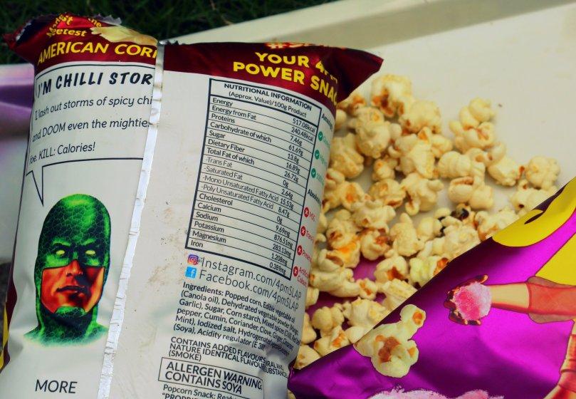 Kadakslap Popcorn Review