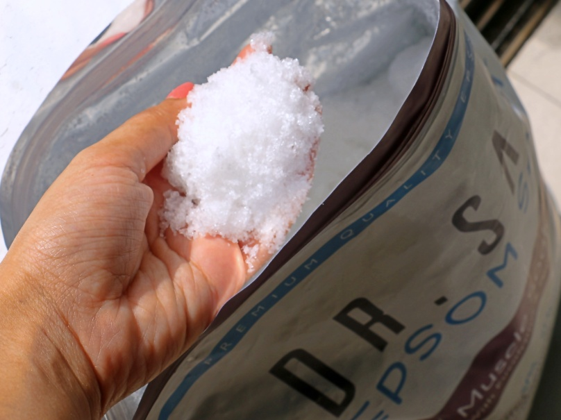 Ryaal Dr. Salt Epsom Salt Muscle Soak   Review