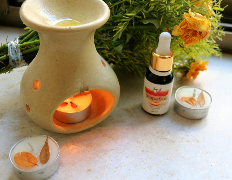 Ryaal Grapefruit Essential Oil | Review