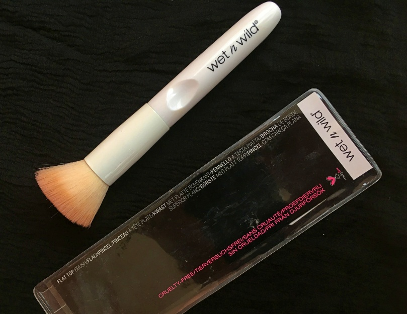 Wet n Wild Foundation Brush | Review