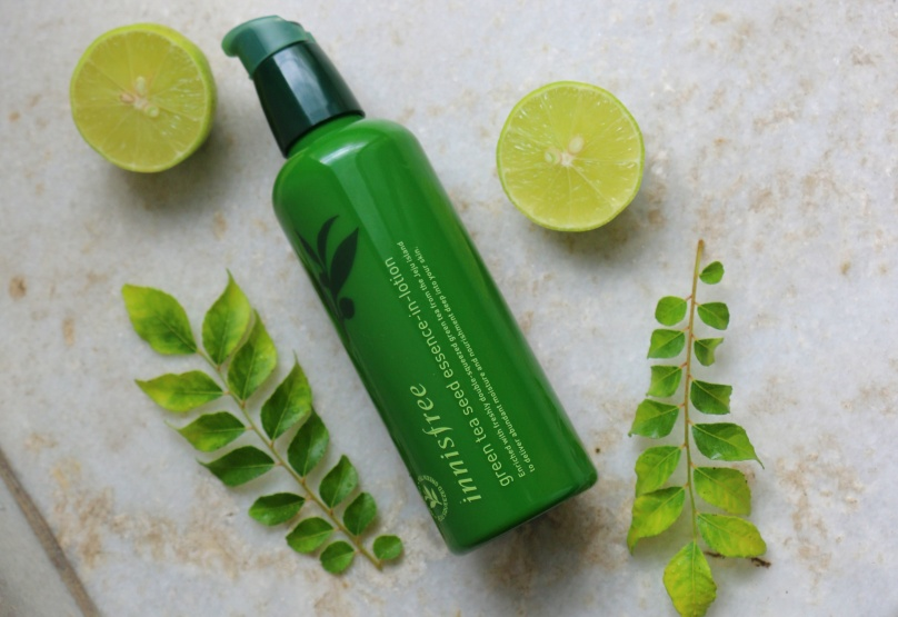 Innisfree Green Tea Seed Essence in Lotion | Review