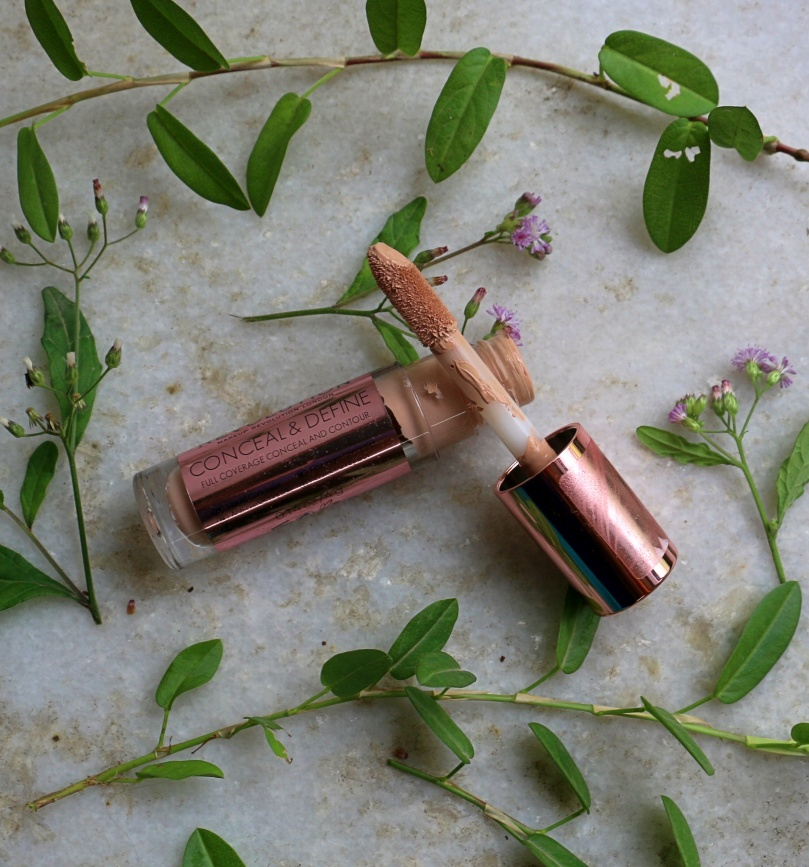 Makeup Revolution Conceal And Define Concealer - C9   Review and Swatches
