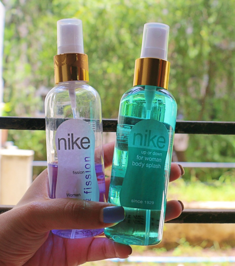 Nike Body Splashes | Review