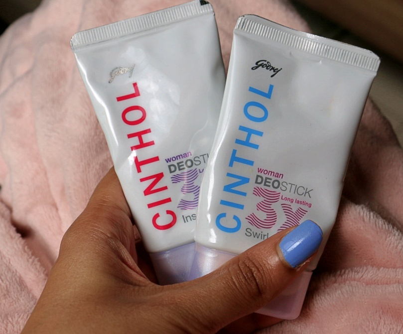 Cinthol Woman Deo Sticks | Review