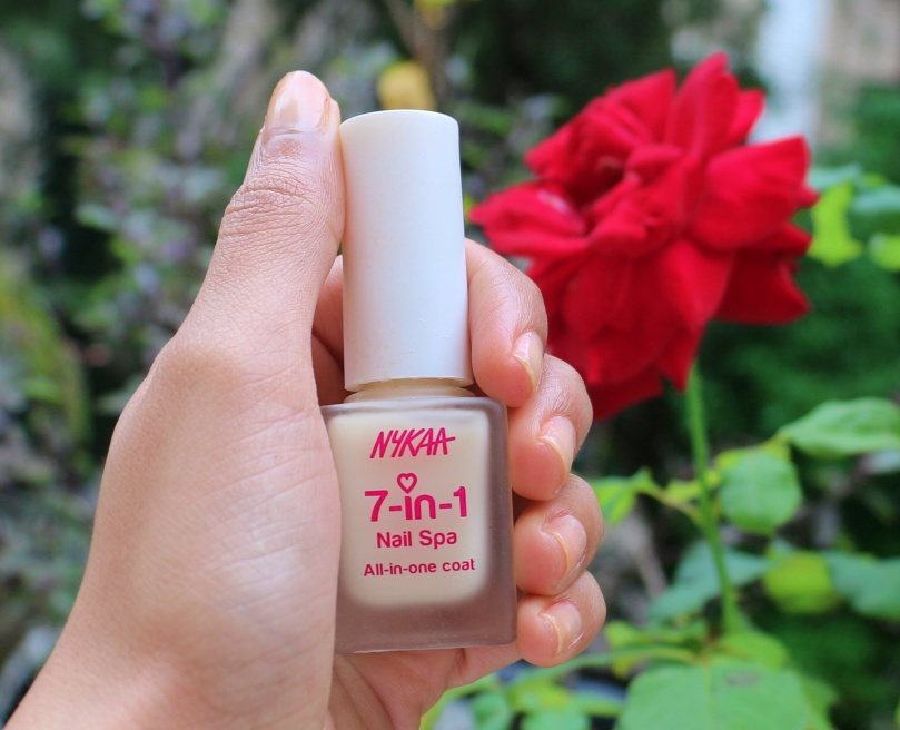 Nykaa 7-in-1 Nail Spa | Review and Swatches