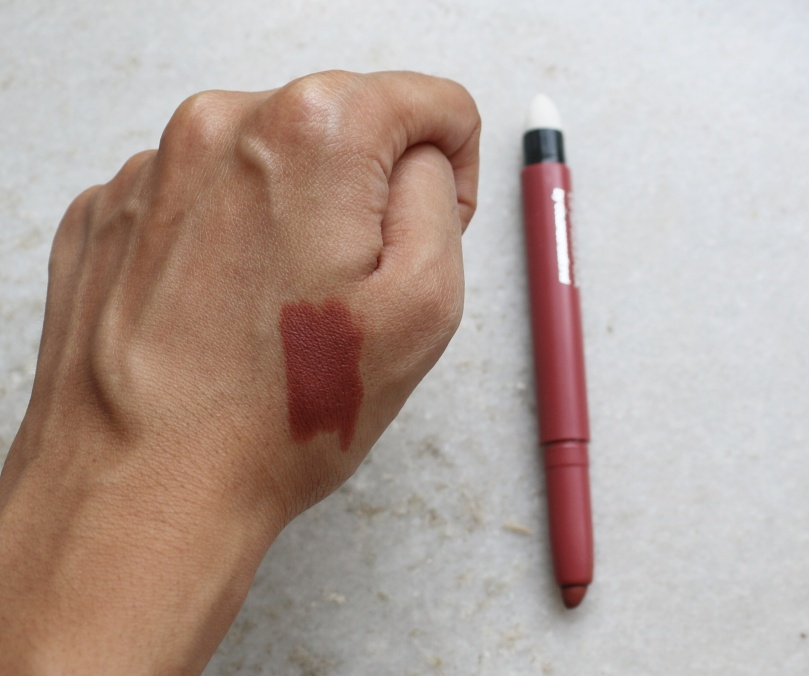 Maybelline Color Sensational Lip Gradation - Mauve 1 | Review and Swatches