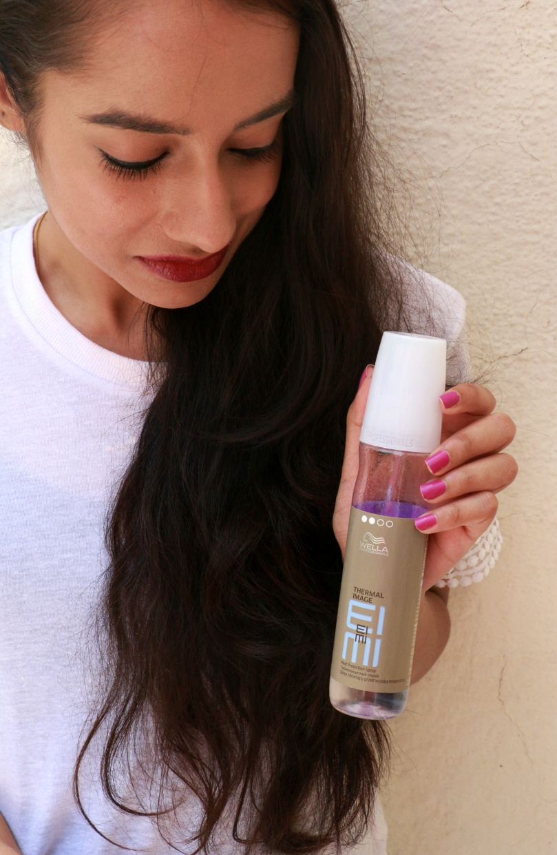 Wella Thermal Image EIMI Heat Protection Spray | Review