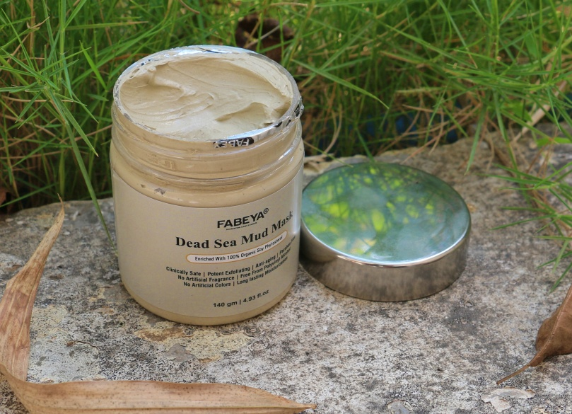 Fabeya Dead Sea Mud Mask | Review