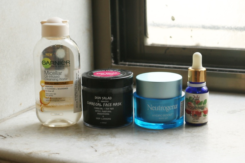 My Current Winter Skincare Routine