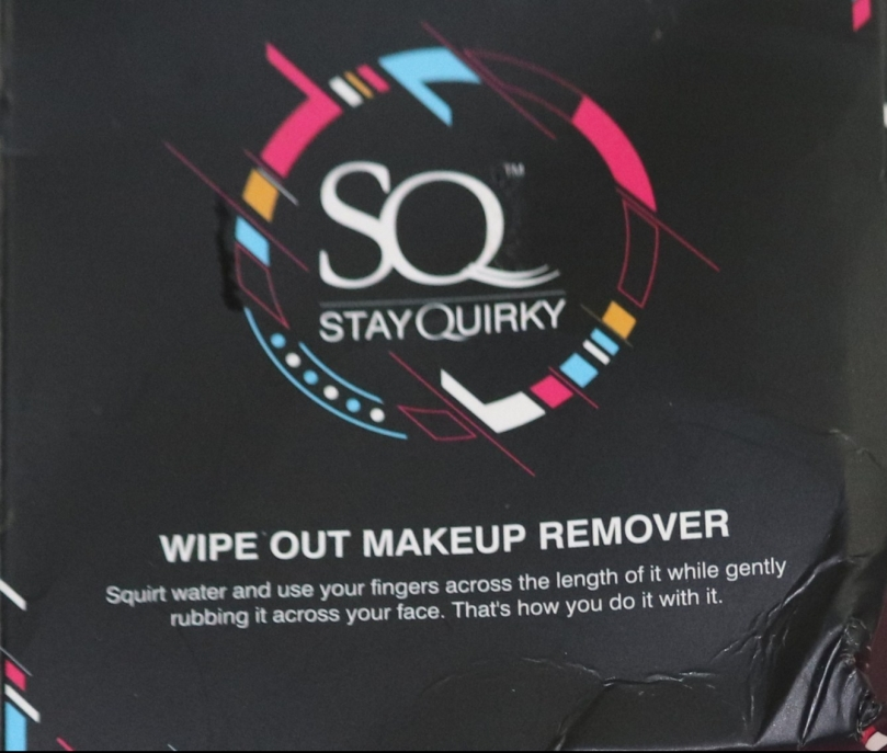 Stay Quirky Wipe Out Makeup Remover | Review