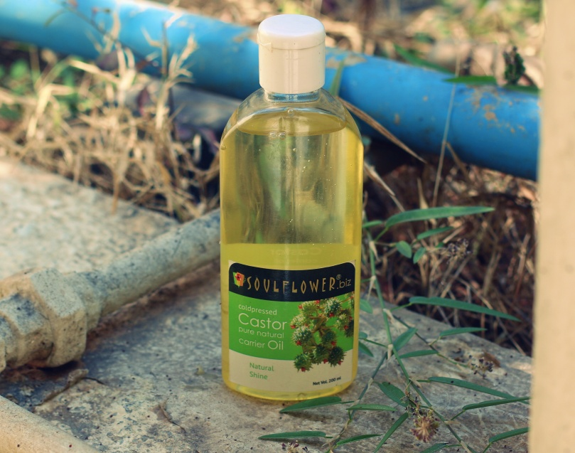 Soulflower Coldpressed Castor Oil | Review